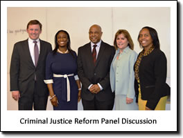 Criminal Justice Reform Panel Discussion