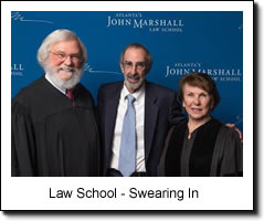 John Marshall Law School Graduates Sworn In