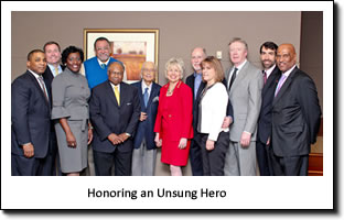 Honoring an Unsung Hero